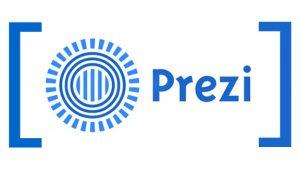 Logo Prezi